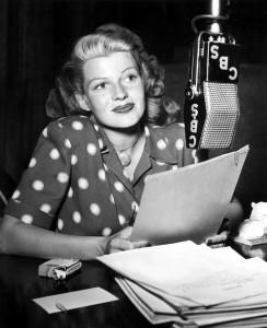 audio image 1940 girl
