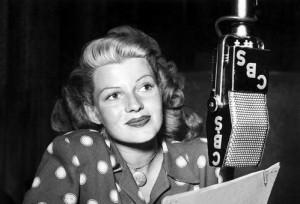 audio image 1940 girl 499
